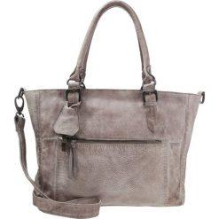 Shopper bag damskie: Legend MILANO Torba na zakupy grey
