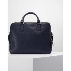 Vivienne Westwood MILANO Aktówka blue. Niebieskie torby na laptopa Vivienne Westwood, małe. W wyprzedaży za 1259,40 zł.