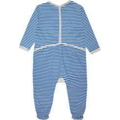 Little Marc Jacobs Piżama gris/bleu. Niebieskie bielizna chłopięca marki Little Marc Jacobs, z bawełny. W wyprzedaży za 265,30 zł.