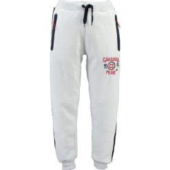 """Spodnie dresowe męskie: Spodnie dresowe """"Muntor"""" w kolorze białym"""
