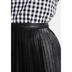Spódniczki plisowane damskie: Ibana KNOKKE Spódnica plisowana black
