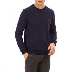 Sweter w kolorze ciemnoniebieskim. Niebieskie swetry klasyczne męskie GALVANNI, m, z okrągłym kołnierzem. W wyprzedaży za 229,95 zł.