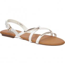 SANDAŁY CASU LS55607. Czerwone sandały damskie marki Melissa, z kauczuku. Za 39,99 zł.