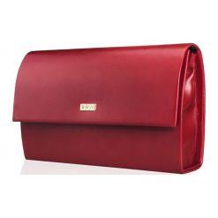 Czerwona damska kopertówka Felice  MAT CATHERINE - 2