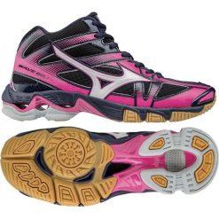 Buty sportowe damskie: Mizuno Buty damskie Wave Bolt 6 MID różowe r. 38 (V1GC176572 )