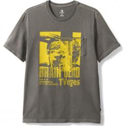 X Brain Dead T-shirt. Zielone t-shirty damskie Converse. Za 169,99 zł.