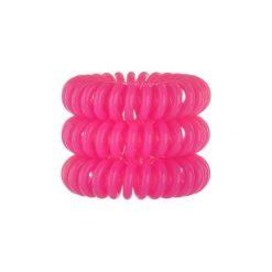 Invisibobble The Traceless Hair Ring gumka do włosów 3 szt dla kobiet Pink. Różowe ozdoby do włosów marki INVISIBOBBLE. Za 9,34 zł.