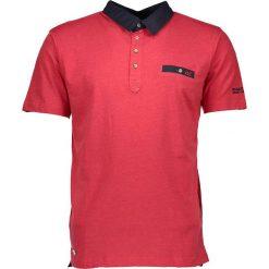 """Koszulki polo: Koszulka polo """"Brantley"""" w kolorze czerwonym"""