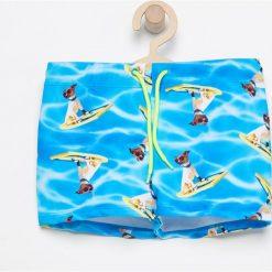 Odzież chłopięca: Kąpielówki – Niebieski