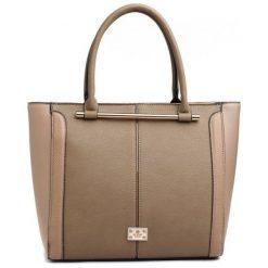 Bessie London Torebka Damska Raven, Beżowa. Brązowe torebki klasyczne damskie Bessie London. Za 269,00 zł.