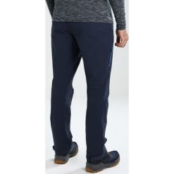 Spodnie męskie: Jack Wolfskin ACTIVATE Spodnie materiałowe night blue