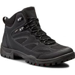 Buty trekkingowe męskie: Ecco Buty męskie Xpedition III GTX czarne r. 43 (81116453859)