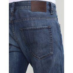 BOSS Green DELAWARE Jeansy Slim Fit blue. Niebieskie rurki męskie BOSS Green. W wyprzedaży za 423,20 zł.