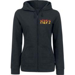 Kiss Waves Bluza z kapturem rozpinana damska czarny. Czarne bluzy rozpinane damskie marki Kiss, l, z kapturem. Za 184,90 zł.
