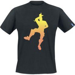 Fortnite Take The L T-Shirt czarny. Czarne t-shirty męskie z nadrukiem Fortnite, l, z okrągłym kołnierzem. Za 74,90 zł.