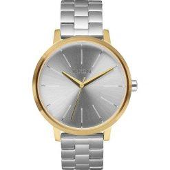 Zegarki damskie: Zegarek damski Gold Silver Nixon Kensington A0992062
