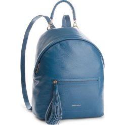 Plecak COCCINELLE - CN0 Leonie E1 CN0 14 01 01 Saphir B02. Niebieskie plecaki damskie Coccinelle, ze skóry, eleganckie. Za 1399,90 zł.