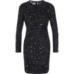 Sukienki hiszpanki: Needle & Thread MIDNIGHT LACE Sukienka koktajlowa black