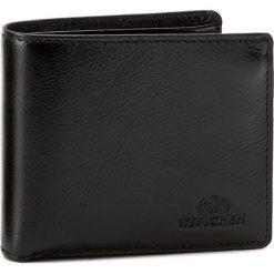 Duży Portfel Męski WITTCHEN - 21-1-019-1 Czarny. Czarne portfele męskie marki Wittchen, ze skóry. Za 299,00 zł.