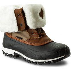 Buty zimowe damskie: Śniegowce KAMIK - Harper NK2153 Khaki