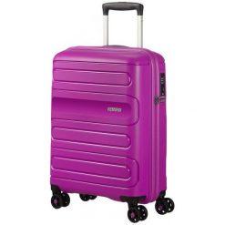 American Tourister Walizka Podróżna Sunside 55 Cm Różowa. Czerwone walizki marki American Tourister. Za 368,00 zł.