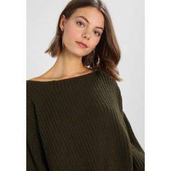 Swetry damskie: Friday's Project Sweter khaki