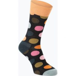 Happy Socks - Skarpety męskie, niebieski. Niebieskie skarpetki męskie Happy Socks, w kolorowe wzory. Za 39,95 zł.