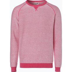 DENIM by Nils Sundström - Sweter męski, różowy. Czerwone swetry klasyczne męskie DENIM by Nils Sundström, m, z denimu. Za 49,95 zł.
