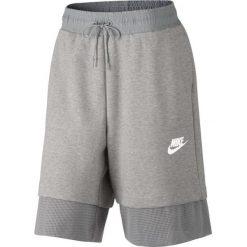 SZORTY NIKE NSW AV15 MESH 832600 063. Szare szorty męskie marki Nike, m. Za 79,00 zł.
