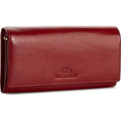 Duży Portfel Damski WITTCHEN - 21-1-052-3 Czerwony. Czerwone portfele damskie Wittchen, ze skóry. Za 379,00 zł.