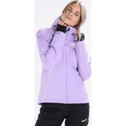 Bench BOLD SOLID JACKET Kurtka snowboardowa light purple. Fioletowe kurtki damskie narciarskie Bench, l, z materiału. W wyprzedaży za 543,20 zł.