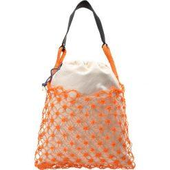 Shopper bag damskie: By Malene Birger NOTKA Torba na zakupy newport orange