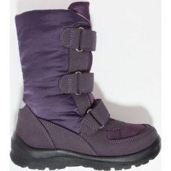 Lurchi KOBY SYMPATEX Śniegowce aubergine. Fioletowe buty zimowe damskie marki Lurchi, z materiału. W wyprzedaży za 239,20 zł.