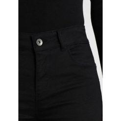 Boyfriendy damskie: Vero Moda Tall VMHOT SEVEN PUSH UP PANTS Jeansy Slim Fit black