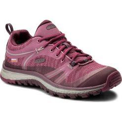 Trekkingi KEEN - Terradora Wp 1018531 Boysenberry/Grape Wine. Czerwone buty trekkingowe damskie Keen. W wyprzedaży za 299,00 zł.