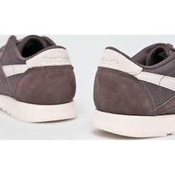 Reebok Classic - Buty Cl Nylon. Szare buty sportowe damskie reebok classic marki Reebok Classic, z materiału. W wyprzedaży za 259,90 zł.