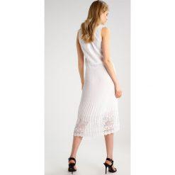 Spódniczki trapezowe: Sisley GONNA Spódnica trapezowa white