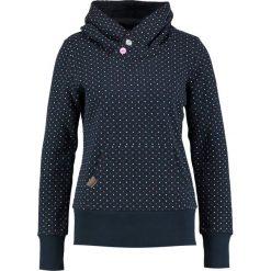 Odzież damska: Ragwear CHELSEA DOTS Bluza z kapturem navy