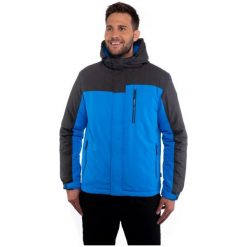 Sam73 Męska Kurtka Zimowa Mb 728 401 L. Niebieskie kurtki trekkingowe męskie sam73, na zimę, l. Za 269,00 zł.