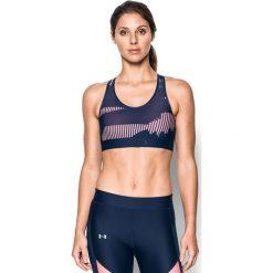 Biustonosze sportowe: Biustonosz sportowy w kolorze granatowo-jasnoróżowym