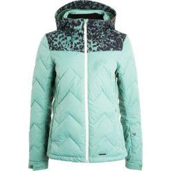 Brunotti SIRIUS  Kurtka snowboardowa leafy green. Zielone kurtki damskie narciarskie Brunotti, s, z materiału. W wyprzedaży za 639,20 zł.