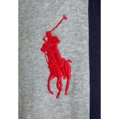 Polo Ralph Lauren BIG  Spodnie treningowe andover heather. Szare spodnie dresowe dziewczęce Polo Ralph Lauren, z bawełny. W wyprzedaży za 134,50 zł.