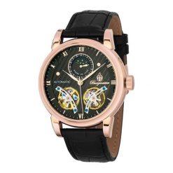 """Zegarki męskie: Zegarek """"Thornton"""" w kolorze czarno-złotym"""