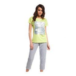 Piżama Venice 670/96. Zielone piżamy damskie Cornette. Za 68,90 zł.