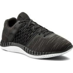 Buty Reebok - Print Run Dist CN0411 Black/Alloy/White. Czarne buty do biegania męskie Reebok, z materiału, reebok print. W wyprzedaży za 219,00 zł.