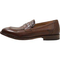 Buty wizytowe męskie: Camerlengo Eleganckie buty brown