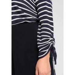 Swetry klasyczne damskie: Evans Sweter navy