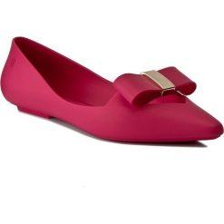 Baleriny damskie: Baleriny MELISSA – Maisie II Ad 32234 Dark Pink 01148