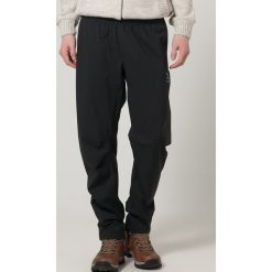 Chinosy męskie: Haglöfs L.I.M PROOF Spodnie materiałowe true black