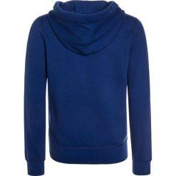 Abercrombie & Fitch BEST EVER  Bluza rozpinana blue. Niebieskie bluzy dziewczęce rozpinane Abercrombie & Fitch, z bawełny. Za 169,00 zł.